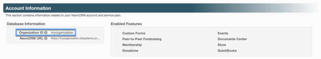 org-profile